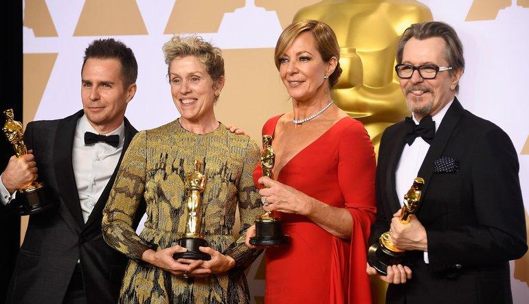 ประกาศผลรางวัล Oscars ครั้งที่ 90 The Shape Of Water คว้าภาพยนตร์ยอดเยี่ยม