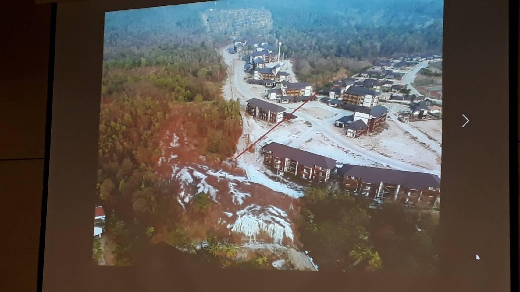 คืบหน้า ปัญหาโครงการก่อสร้างบ้านพักศาล ภาคประชาชนย้ำขอคืนผืนป่า วอนนายกรัฐมนตรีเร่งตัดสินใจปกป้องป่า